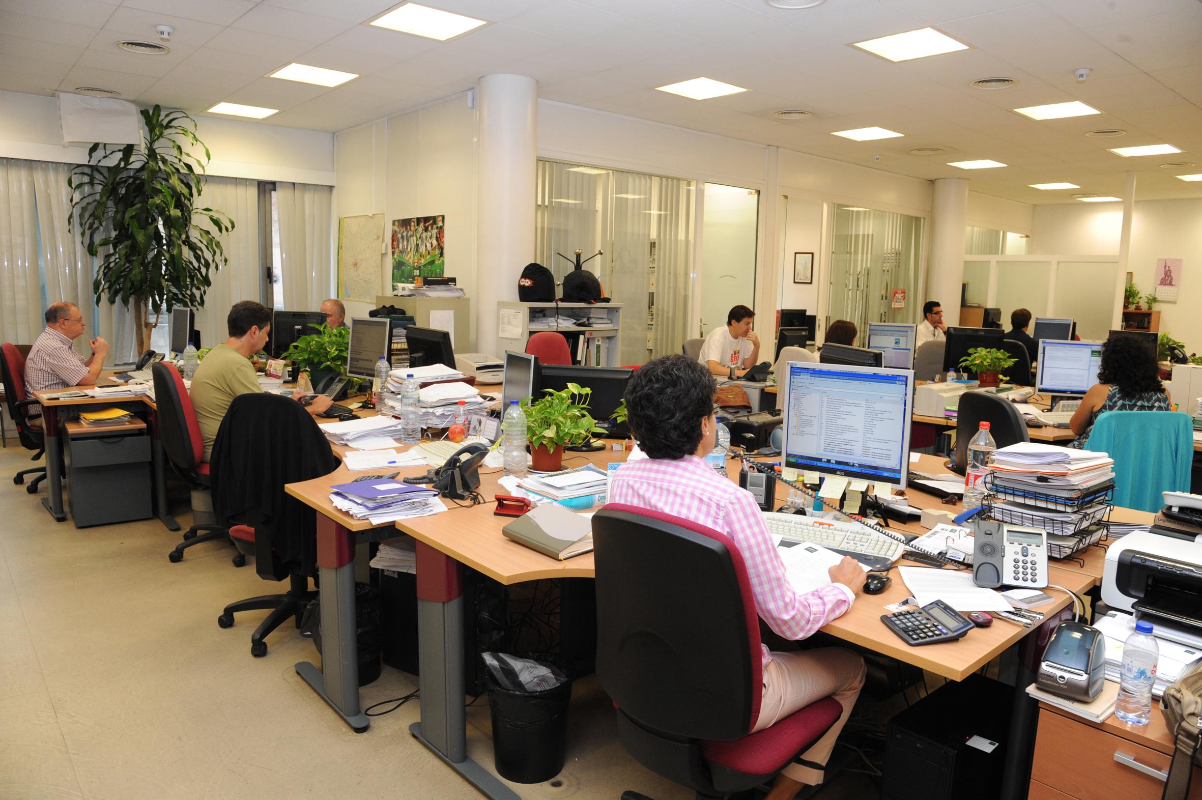 La diputaci n da un paso m s hacia la administraci n for Oficina virtual sevilla